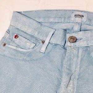🆕 Hudson Nico Midrise Super Skinny Jean